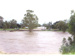 Flinders River in flood, Hughenden 2002; Unidentified; ca. 2000s; 2012-74