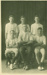 Group of boxers and trainer, Hughenden 1930s; Unidentified; 1930s; 2012-187