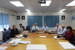 Last meeting in the boardroom of the old Flinders Shire Council Chambers, 2012; Melissa Driscoll; 19 July 2012; 2012-374
