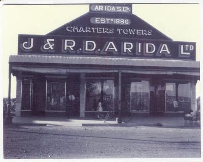 J & R.D. Arida Ltd, Hughenden 1930s; Unidentified; 2011-173
