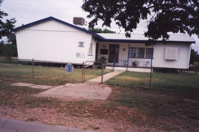 QCWA Hall, Hughenden, 2008