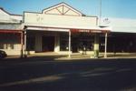 Shops on Brodie Street, Hughenden, 2001; Unidentified; 2001; 2011-188