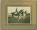Sovereign (horse) and Sunlight (horse), Hughenden Show, 1904?; Don J. Peiniger, Townsville & Charters Towers; 1904?; 2012-243