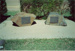 Memorial to Frederick Walker and William Landsborough, Hughenden 2004; Murdoch, Colleen; 2004; 2012-109