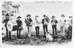 Hughenden Town Band, 1897; Unidentified; 2011-588