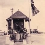 Cenotaph, Hughenden, 1940; Unidentified; 2011-63