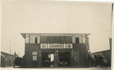 Hughenden Ambulance station, Hughenden, 1930s