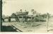 Car driving over 5 Mile Grid, Muttaburra Road, Hughenden; Unidentified; ca.1900s - 1920s; 2012-38