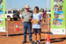 Mt Walker Fun Run Under 16 Boys winner Matthew Lep with Councillor Sean O'Neill, Hughenden 2012; Flinders Shire Council; 17 June 2012; 2012-256