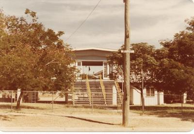 St Francis School, Hughenden 1978