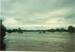 Flinders River in flood, Hughenden, 1980s/1990s?; Unidentified; 2011-317