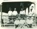 Staff of Hughenden Post Office, ca1924-1925; Stewart, Frank; ca1924-1925; 2011-443