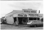Poole Bros. Foodland & General Store, Hughenden, late 1960s; Unidentified; 2011-168