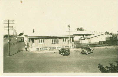 Dalgety & Co. building, Hughenden ca.1930; Unidentified; ca.1930; 2012-15