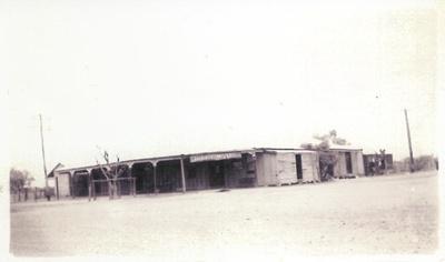 Prairie Hotel, 1947; Unidentified; 2011-75