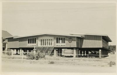 St Francis School building, Hughenden, 1962