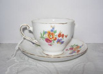 Cup and Saucer; RH & SL Plant LTD; 1947+; HOU2/2.2