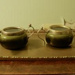 Brass Tray - Jug & Sugar Bowl Set; HOU2/4.3