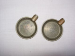 Ashtrays - Brass (KINCO); KINCO registered to British Metal (Kingston) Ltd.,(1923 - 1930); 1920 - 1940; HOU6/1.2