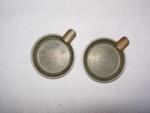 Ashtrays - Brass (KINCO); KINCO registered to British Metal (Kingston) Ltd.,(1923 - 1930); 1920 - 1940; HOU6/1.2