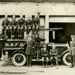 Photograph [Mataura Volunteer Fire Brigade, 1920s]; Cotterell, H.R. (Harry); 1925-1930; MT2018.3.2