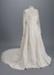 Wedding dress.1966; Herbert, Enid; 1966; MT2020.1.4