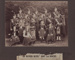 Photograph [Mataura Kilties Pipe Band and Dancers]; unknown photographer; 1910-1930; MT2014.36.15