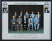 Photograph, framed [Mataura Borough Councillors, 1983-1986]; unknown photographer; 1983-1986; MT2000.166.3.20