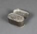 Nutmeg Grater; unknown maker; [?]; MT2012.83.1