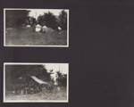 Album, photographs [Mataura Cubs and Scouts]; McKelvie, Ian (Mr); 1947-1951; MT2012.2