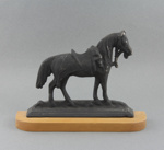 Model, Horse; Gardiner, William & Co.; 1870-1910; MT1996.135.4