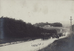 Photograph [Tom Shepherd's Military Funeral Procession, 1923]; Clayton, C. Gaynor (Mr) (Gore); 14.11.1923; MT2011.185.293