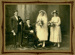 Photograph [Albert Clearwater & Margaret Wallace's wedding portrait]; Mora Studio, The (Gore); 09.06.1920; MT2017.11.6