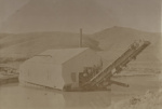 Photograph [Waimumu Queen Dredging Co.]; unknown photographer; c1903; MT2011.185.66