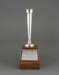 Trophy, Mataura Horticultural Society; unknown maker; 1960s; MT2012.86.6