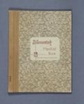 Secretary's Book, Mataura Athletic Society Correspondence; Mataura Athletic Society; 1951-1955; MT2012.133.2.2