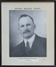 Photograph, framed [Mataura Borough Council Mayor, Charles McConnell]; Hank; 1921-1935; MT2000.166.3.1