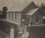 Photograph [Mataura Anglican Church, St. Saviours]; unknown photographer; 1926-1927; MT2011.185.340