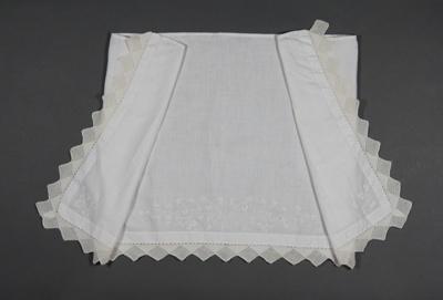 Table runner; McGowan, Elizabeth [Bessie]; 1900-1927; MT2014.8.1