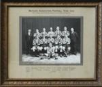 Photograph, [Mataura Association Football Team, 1939]; unknown photographer; 1939; MT2011.185.459