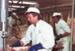 Photograph [Processing Lamb, Mataura Freezing Works]; Green,Trevor; 05.08.1981; MT2013.3.27