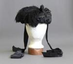 Bonnet; unknown maker; 1890-1910; MT2012.23.1