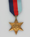 Medal, 1939-1945 Star; New Zealand Government; 1945-1955; MT2014.12.1