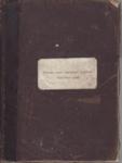 Book, Tuturau Māori Centenary Reserve Visitors' Book; Tuturau Māori Centenary Reserve Committee; 1937; MT2012.73