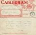 Telegram, Clara Quilter to Thomas Quilter; Thomas George Quilter; 18.11.1940; MT2015.20.17