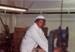 Photograph [Banding Cartons, Mataura Freezing Works]; Green,Trevor; 05.08.1981; MT2013.3.36