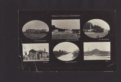 Photograph [4 of 47, McConnell Album] ; Hyne, W. Crown Studio (Gore); 1925; MT2012.72.4