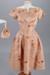 Bridesmaid dress; Hamlin, Joyce; 1963; MT2020.1.2