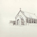 Sketches, Mataura Churches; Crump, Kathleen Ann; 1991; MT2012.126
