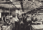 Photograph [Mataura Dairy Factory employees]; unknown photographer; 1930s; MT2011.185.79